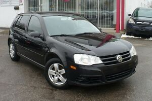 2010 Volkswagen City Golf Base