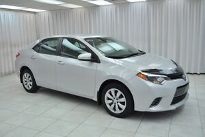 2015 Toyota Corolla LE SEDAN w/ BLUETOOTH, HEATED SEATS, USB/AUX