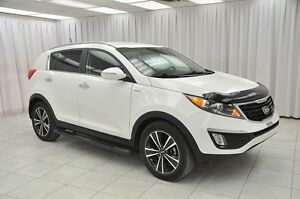 2015 Kia Sportage SX T-GDi AWD SUV w/ BLUETOOTH, HEATED SEATS, D