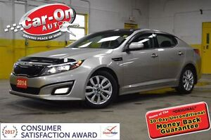 2014 Kia Optima EX  LUXURY w/ PANO Sunroof
