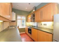 Centrally located three bedroom split level conversion to rent on Ravensbourne Road in Bromley