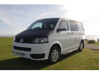 VW T5 Camper Van. Well looked after and very loved. Beautiful condition and LOW mileage