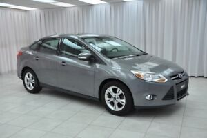 2013 Ford Focus SE SEDAN w/ BLUETOOTH, HEATED SEATS, A/C, SPOILE