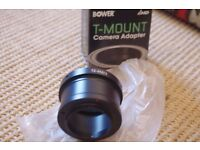 Bower T-Mount (T2) To Micro 4/3 (M4 / 3) Adaptor