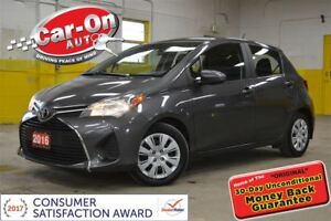 2016 Toyota Yaris LE AUTOMATIC AIR CRUISE