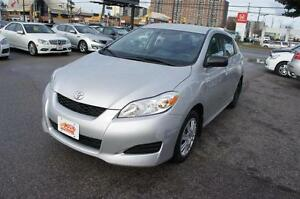 2012 Toyota Matrix POWER GROUP | LOW KM | CLEAN CARPROOF |
