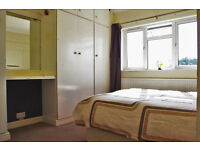 DOUBLE ROOM | TO LET | BILL's INCLUSIVE | STUART AVENUE | CLOSE TO BRENT X | NW9