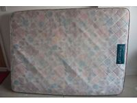 Double Bed mattress FREE make Slumberest
