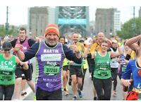Great North Run Places