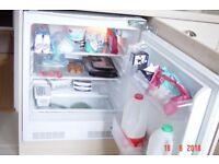 Beko integrated refrigerator