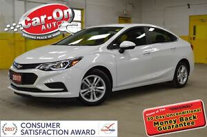 2017 Chevrolet Cruze LT TURBO HEATED SEATS ALLOYS