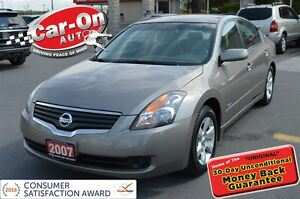 2007 Nissan Altima HYBRID SUPER CLEAN
