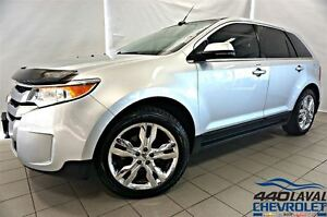 2013 Ford Edge Limited CUIR TOIT AWD ** NOUVEL ARRIVAGE **