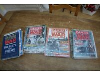 "Complete set of ""Images of War "" Issues 1-51 Magazine excellent condition"