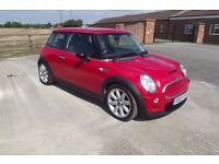 mini cooper s (supercharged) 2003 (03 plate) 105k f/s/h.