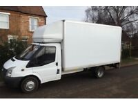 Ford Transit Luton With Tail Lift