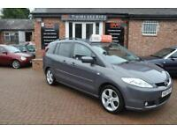MAZDA MAZDA 5 2.0 SPORT D 7STR 5d 141 BHP COMES WITH 12 MONTH MO (grey) 2007