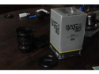 Nikon 12-24 F/4G AF-S ED £350 ono