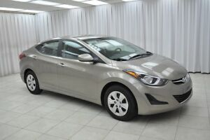 2016 Hyundai Elantra L 6SPD SEDAN w/ A/C, POWER W/L/M & USB/AUX