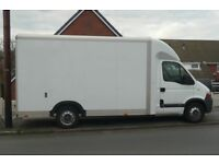 Man & LARGE VAN with TAIL LIFT HouseMoves/Deliveries/Collections CHEAP RATES