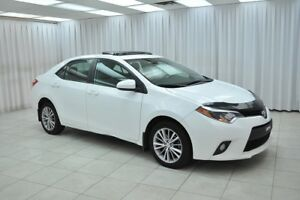 2014 Toyota Corolla LE SEDAN w/ BLUETOOTH, HEATED SEATS, SUNROOF