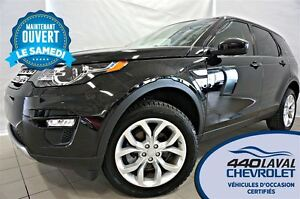 2016 Land Rover Discovery Sport HSE*AWD*TOIT*NAVIGATION*CUIR*