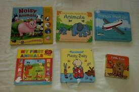 Bundle of Interactive Board Books