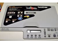 Brother DCP-135C Compact Colour Inkjet Multifunction Printer