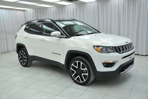 2017 Jeep Compass TEST DRIVE TODAY!!! LIMITED 4x4 SUV w/ BLUETOO