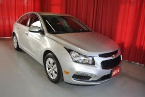 2015 Chevrolet Cruze LT TURBO | ONE OWNER |