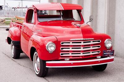 1949 Studebaker 2R5 Half-ton Pickup 1949 Studebaker 2R5 Half-ton Pickup