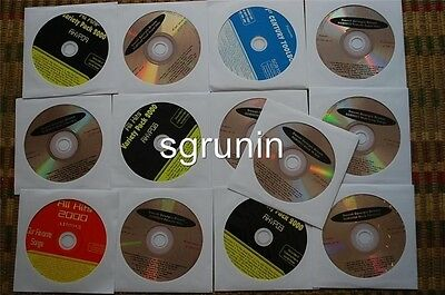 ROCK/OLDIES 1960'S/1970'S/1980'S KARAOKE - CDG CLAPTON 13 CD+G DISCS LOT 8h