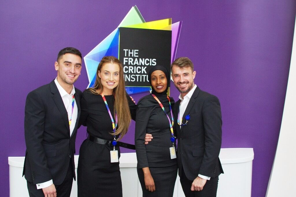 Corporate Receptionists Required - Work within one of our amazing Front of House Teams in London
