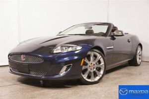 2014 Jaguar XK ( V8 5.0L, CUIR, BOWERS & WILKINS)