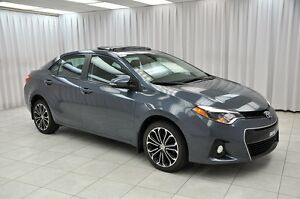 2014 Toyota Corolla SPORT SEDAN w/ BLUETOOTH, HEATED SEATS, SUNR