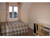 Fully furnished double room in Orchard Park available now