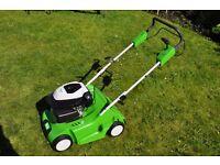 Viking Stihl LB 540 - Petrol Lawn Scarifier - AS NEW -