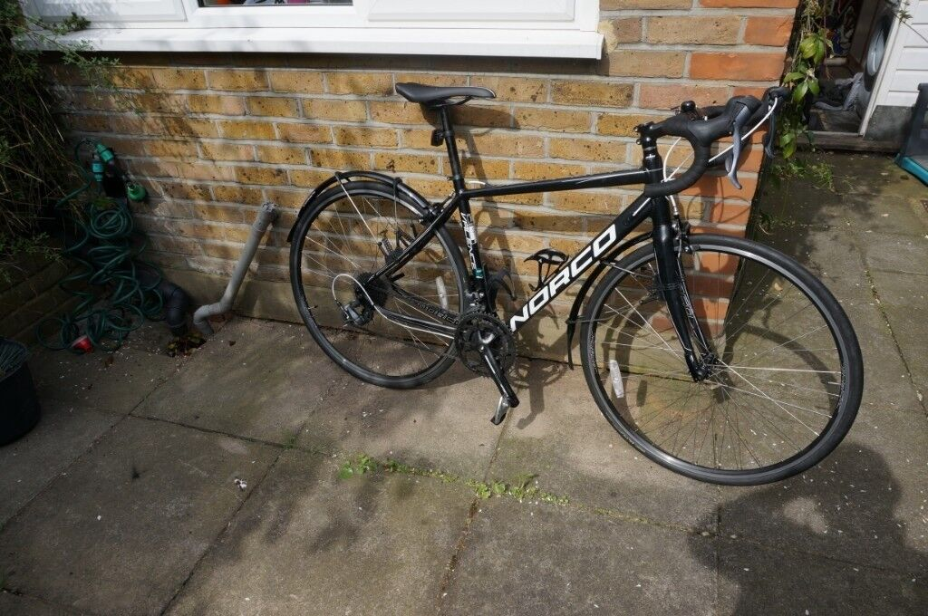 7bdef9fd5e3 Norco Valence X6 road bike 53cm. Panniers optional - SPD pedals included
