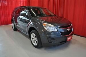 2011 Chevrolet Equinox LS FWD - One Owner
