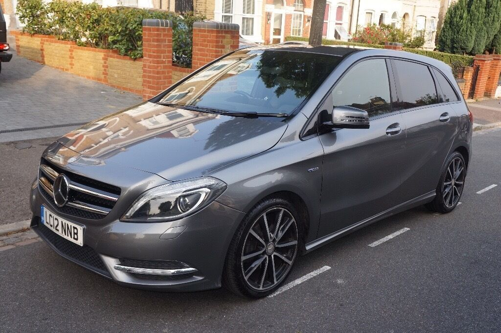 2012 mercedes benz b class 1 8 b180 cdi blueefficiency sport 5dr full mercedes service history. Black Bedroom Furniture Sets. Home Design Ideas