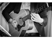 Professional Guitar Tuition. Alexander White Music