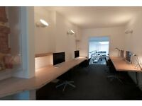 Desk / Office Spaces For Rent In Kings Cross / Camden Town (North London)