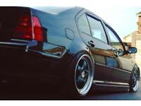 Volkswagen bora tdi on air ride