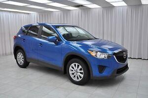 """2014 Mazda CX-5 SKYACTIV SUV w/ BLUETOOTH, A/C & 17"""""""" ALLOYS"""