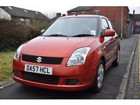 SUZUKI SWIFT 1.3 GL 5DR PETROL ( FULL SERVICE HISTORY, LOW MILEAGE)