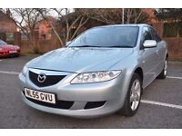 Mazda 6 ts 2.0 diesel 5 door hatchback 2005 1 owner 12 months Mot