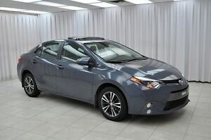 2016 Toyota Corolla LE ECO SEDAN w/ BLUETOOTH, HTD SEATS, SUNROO