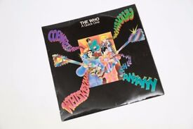 The Who 'a quick one' vinyl EX-