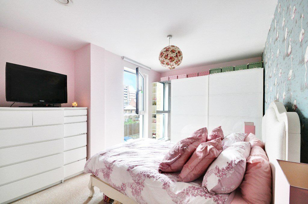 Perfect for couples this high spec large 1 bedroom flat in the sought after Gooch House!!!