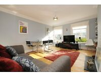Spacious 3 bed flat with section of garden on Evering Road